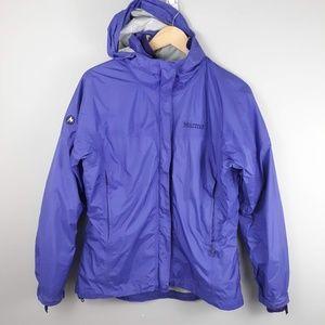 Marmot Women's Ski Coat Hooded Vented Medium